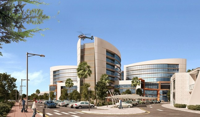 Burjeel Medical City – MBZ, Abu Dhabi